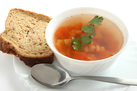 Bedstes tomatsuppe